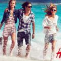 Пляжная одежда сезона 2011 от H&M