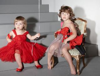 Lanvin запускает линию детской одежды