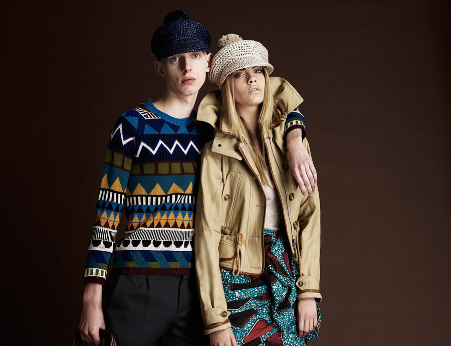 Коллекция Burberry Resort 2012