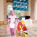 Коллекция Адлера для Lacoste