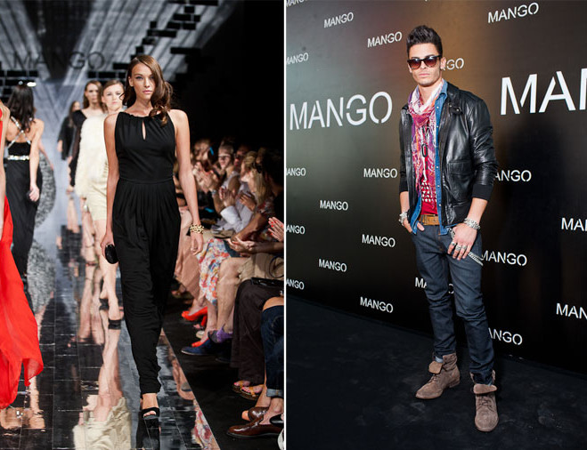 Новая коллекция бренда Mango