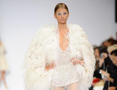 Elie Saab. Неделя Моды в Париже