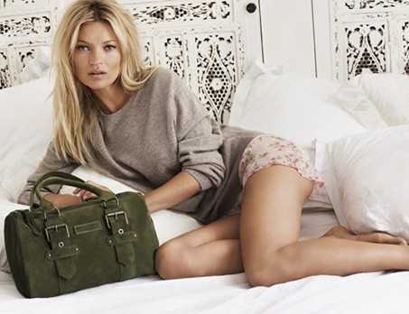 Коллекция Kate Moss for Longchamp