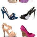 Сандалии и туфли от ANCI