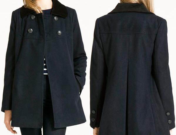 Осенняя коллекция марки Zara