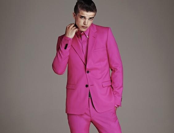 Мужская одежда: Versace для H&M
