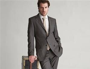 Мужской костюм - мировая классика