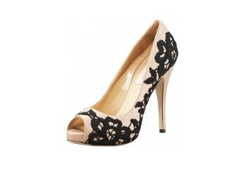 Серые туфли от Valentino