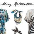 Коллекция от дизайнера Мэри Катранзу и Topshop