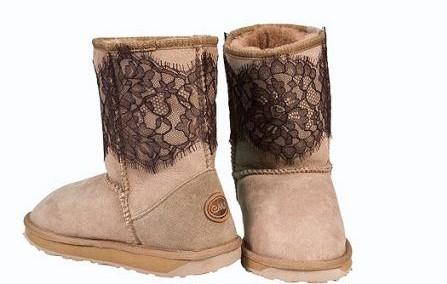 Обувь для модного бренда EMU