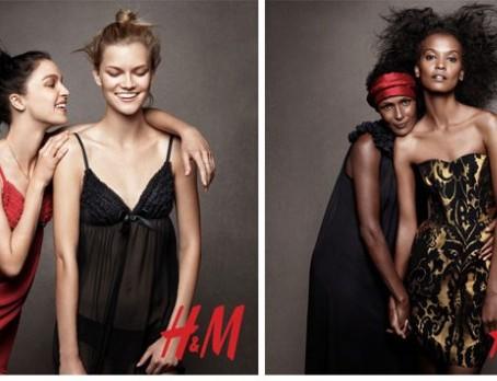 Рекламная кампания от H&M
