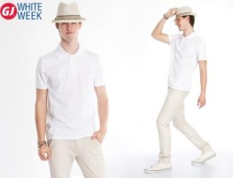 Новая коллекция одежды White summer от Gloria Jeans