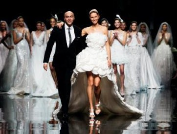 Коллекция Pronovias by Manuel Mota 2013