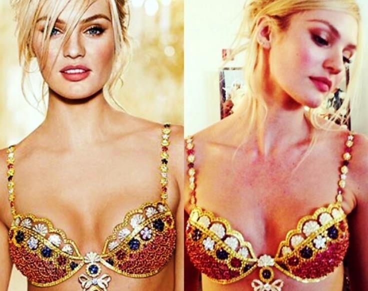 Супермодель Кэндис Свейнпол представит Fantasy Bra 2013 от Victoria's Secret
