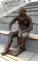 Скульптура Адольфа Дасслера
