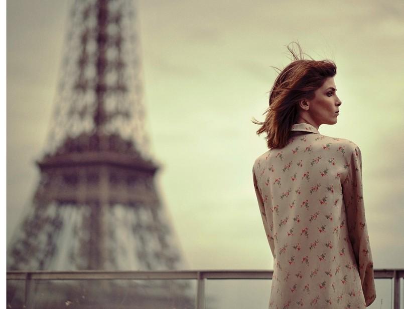 Парижские мечты Кристины Салинович