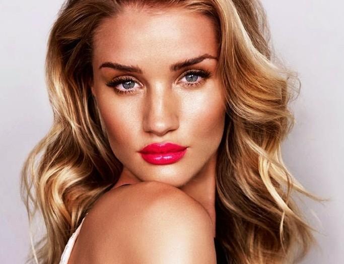 Рози Хантингтон-Уайтли для ModelCo весна 2014