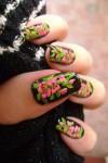 Дизайн акриловых ногтей фото 2013